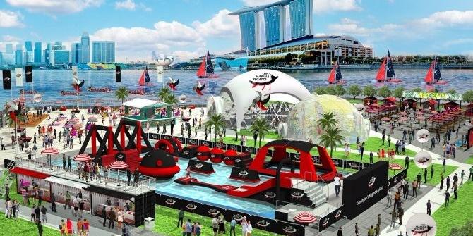 DBS Marina Regatta joins in on the Ultra fun