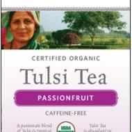 Passionfruit Tulsi Tea from Organic India