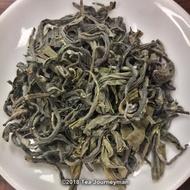 H'mong Kings Green Tea from Rakkasan Tea Company