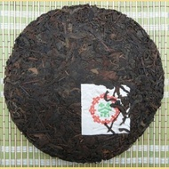 2000 CNNP Lincang Ripe Cake Puerh from 雲南 (purchased from Yunnan Sourcing)