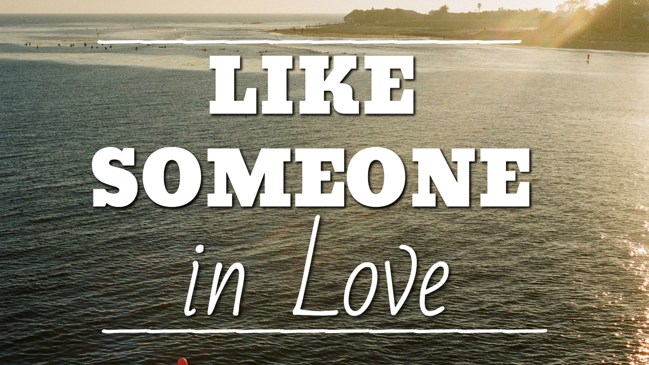 Like Someone in Love - thumbnail