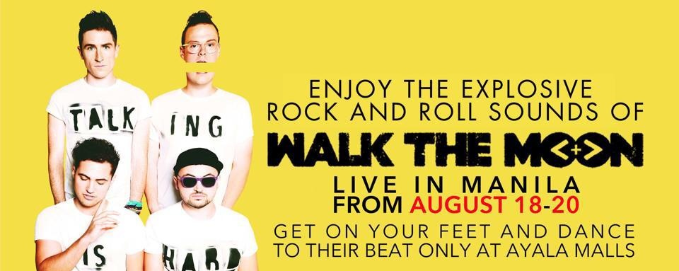 Walk the Moon: Live in Manila