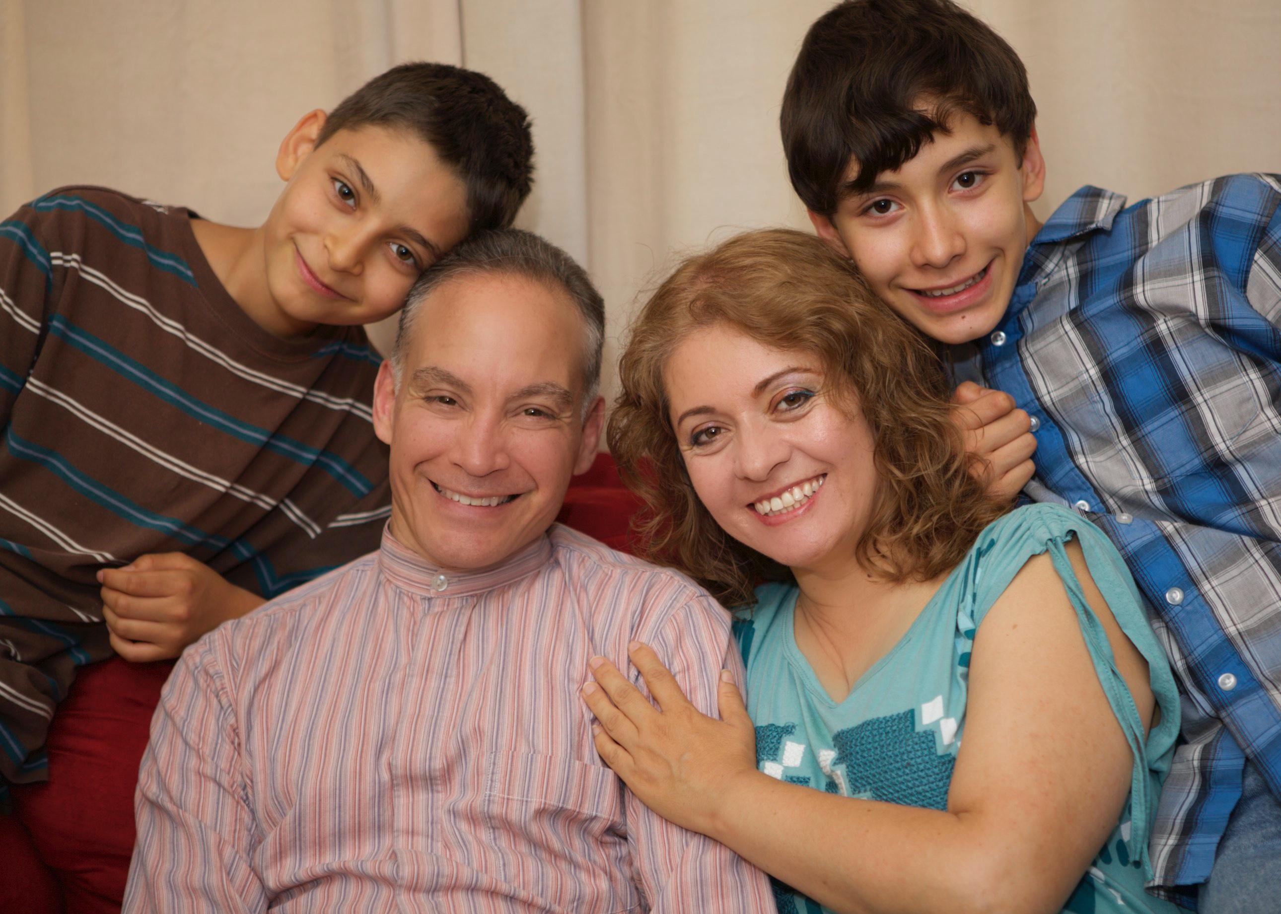 The Castañeda Family