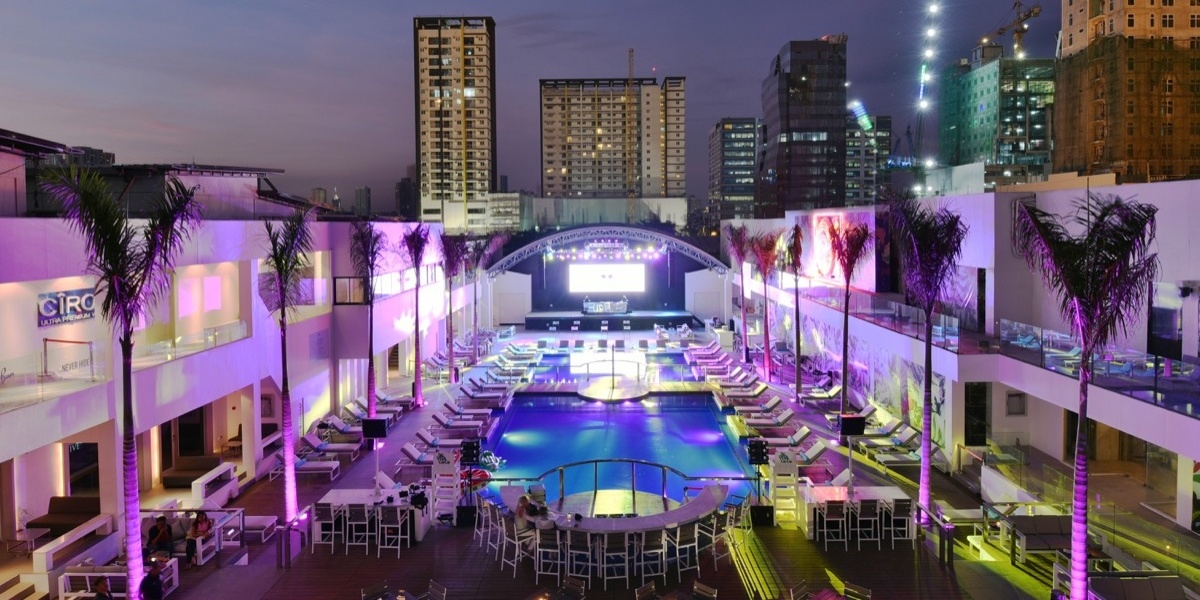 The Palace Manila aims for a spot at DJ Mag's annual Top 100 Clubs list as Asia's leading nightlife destination