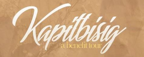 Kapitbisig: a Benefit Tour for Lola Anita's Cancer Treatment