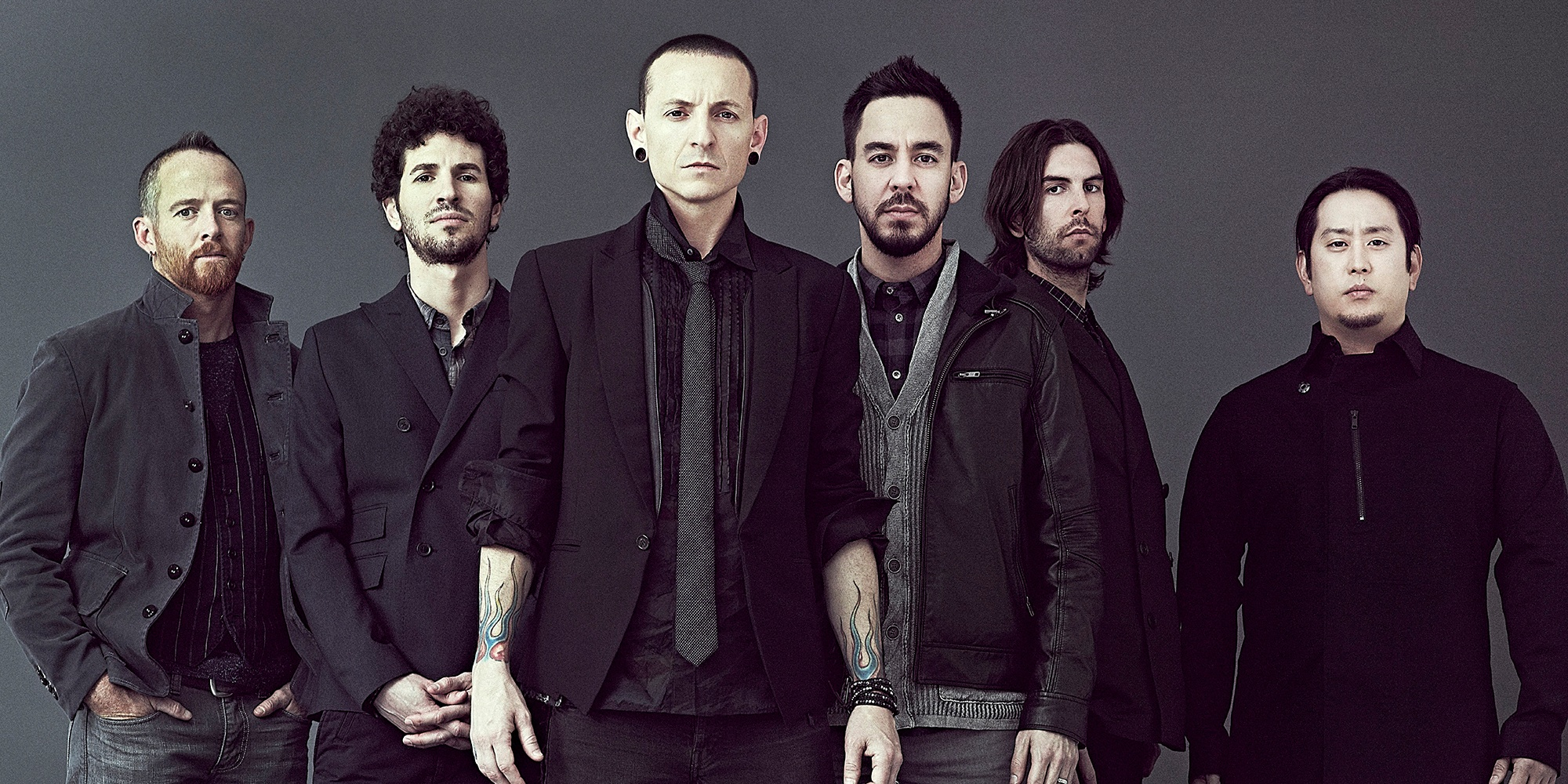 Linkin Park are coming to Asia