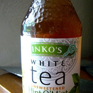 Hint O'Mint White Tea (Unsweetened) from Inko's