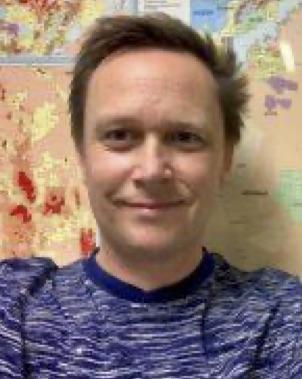 Simon Holford, PhD, PESA
