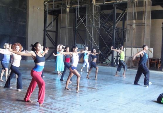 Dance in Cuba (July)