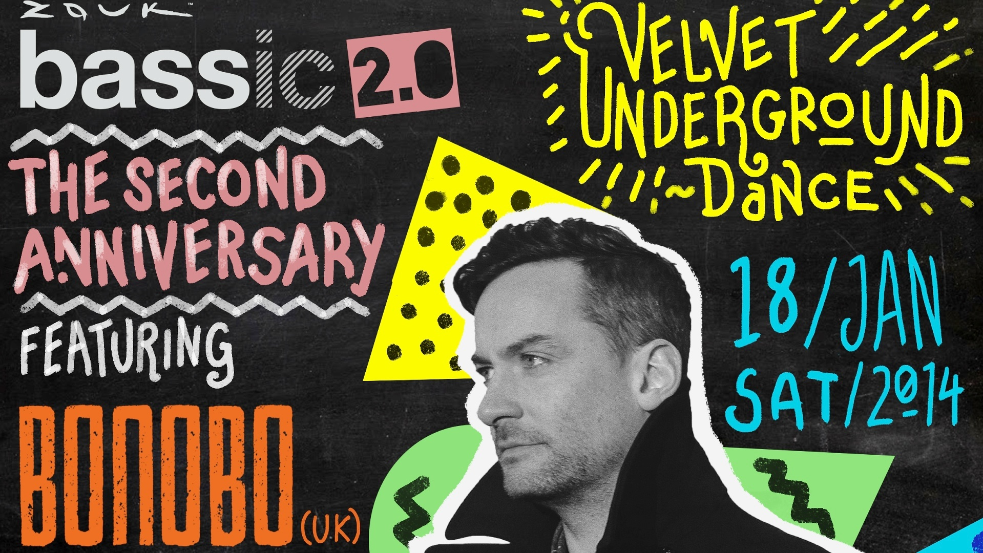 Bassic 2nd Anniversary ft. Bonobo