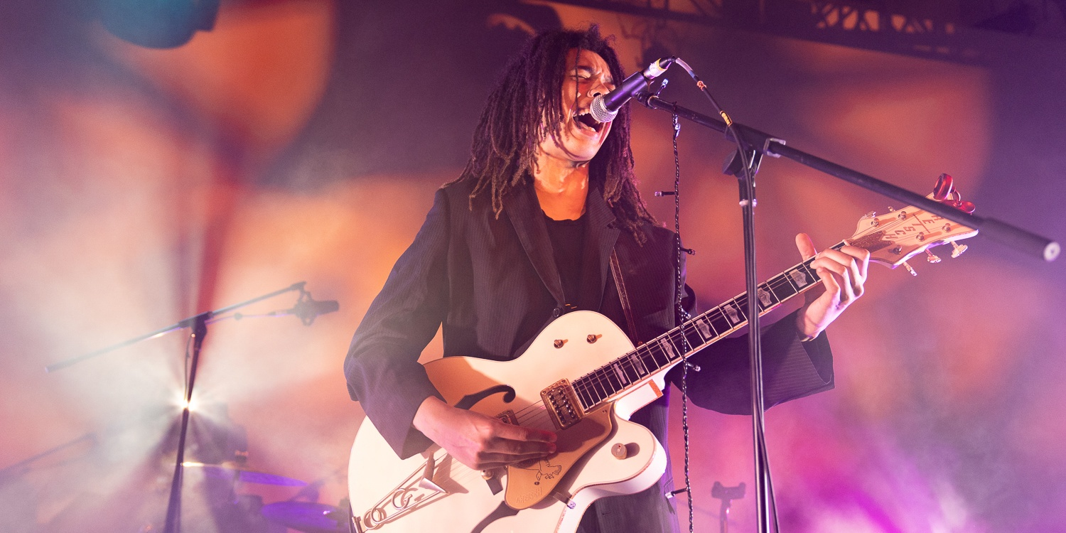 Cosmo Pyke makes his mark in Singapore – gig report