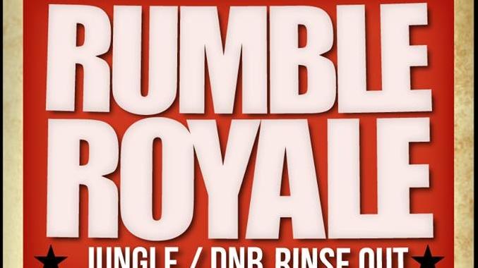 +65 Drum & Bass: RUMBLE ROYALE.