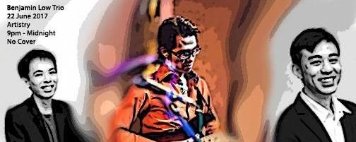 Benjamin Low Trio