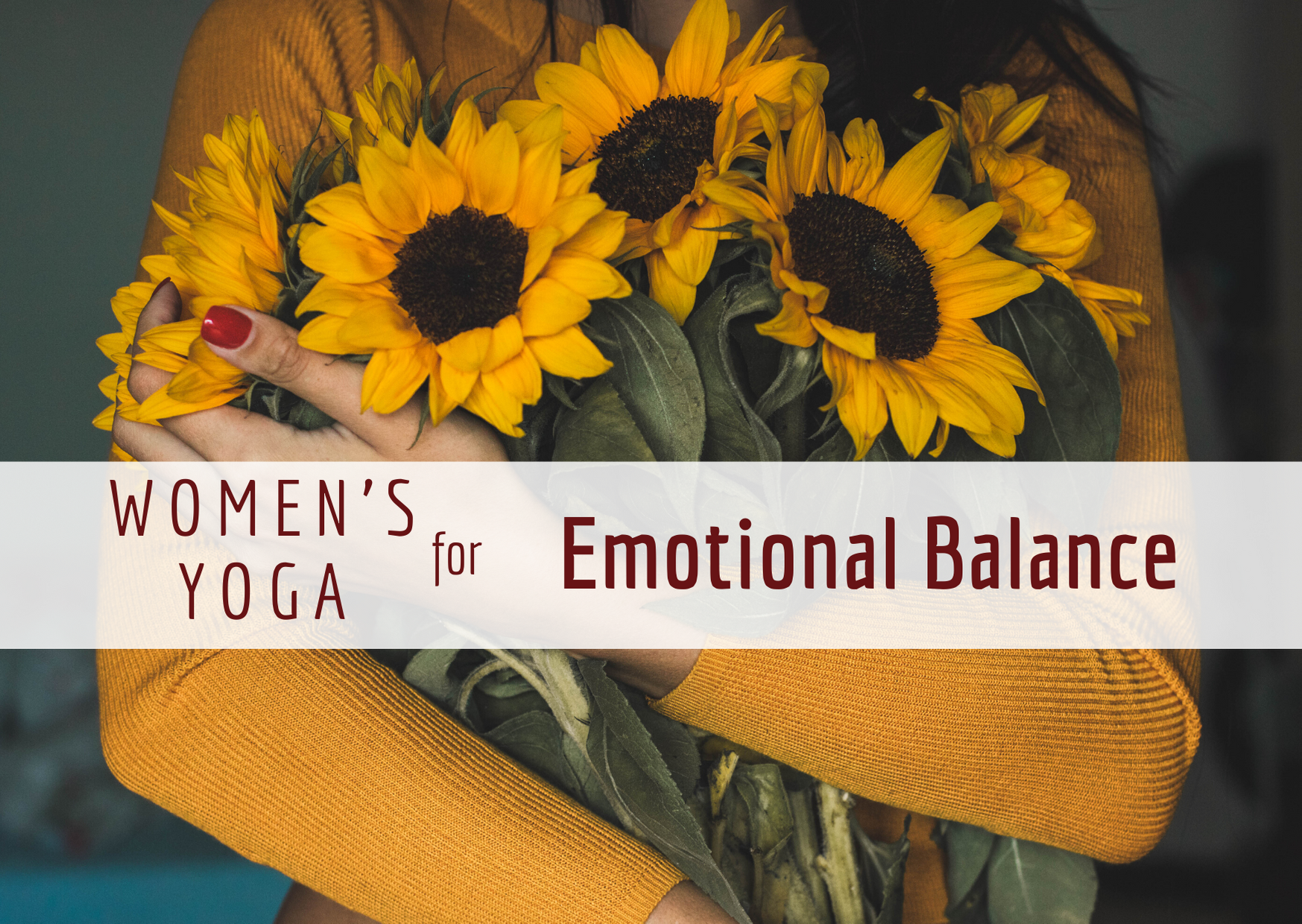 Womens Yoga for Emotional Balance