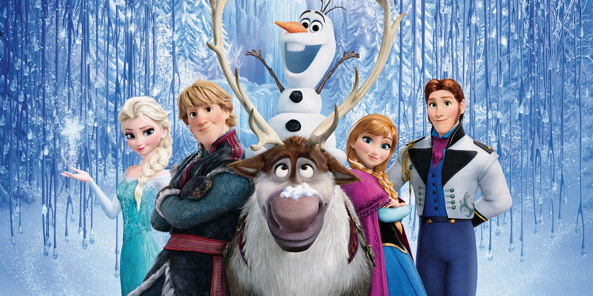 Disney's Frozen is getting the live orchestral treatment in Singapore