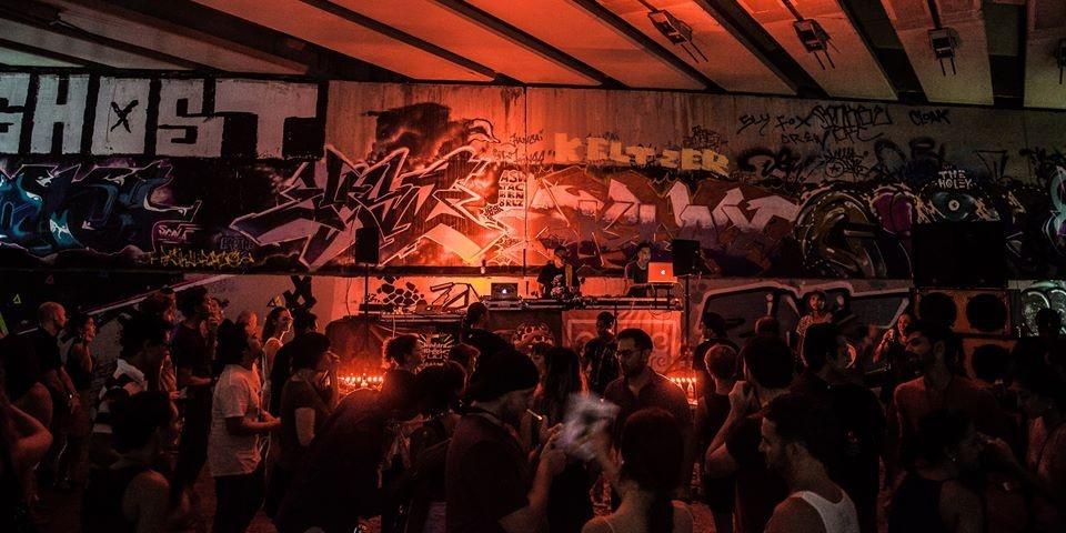 Noise Singapore and Lush 99.5FM present Rail Collidoscope