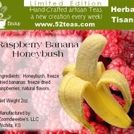 Raspberry Banana Honeybush from 52teas
