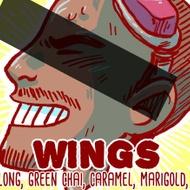 Wings (formerly Sam Wilson) from Adagio Custom Blends, Cara McGee