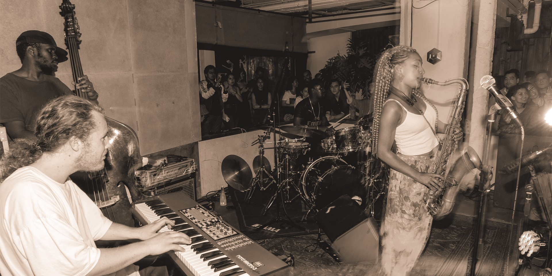 Nubya Garcia gives Singapore a taste of London jazz's exciting future –gig report