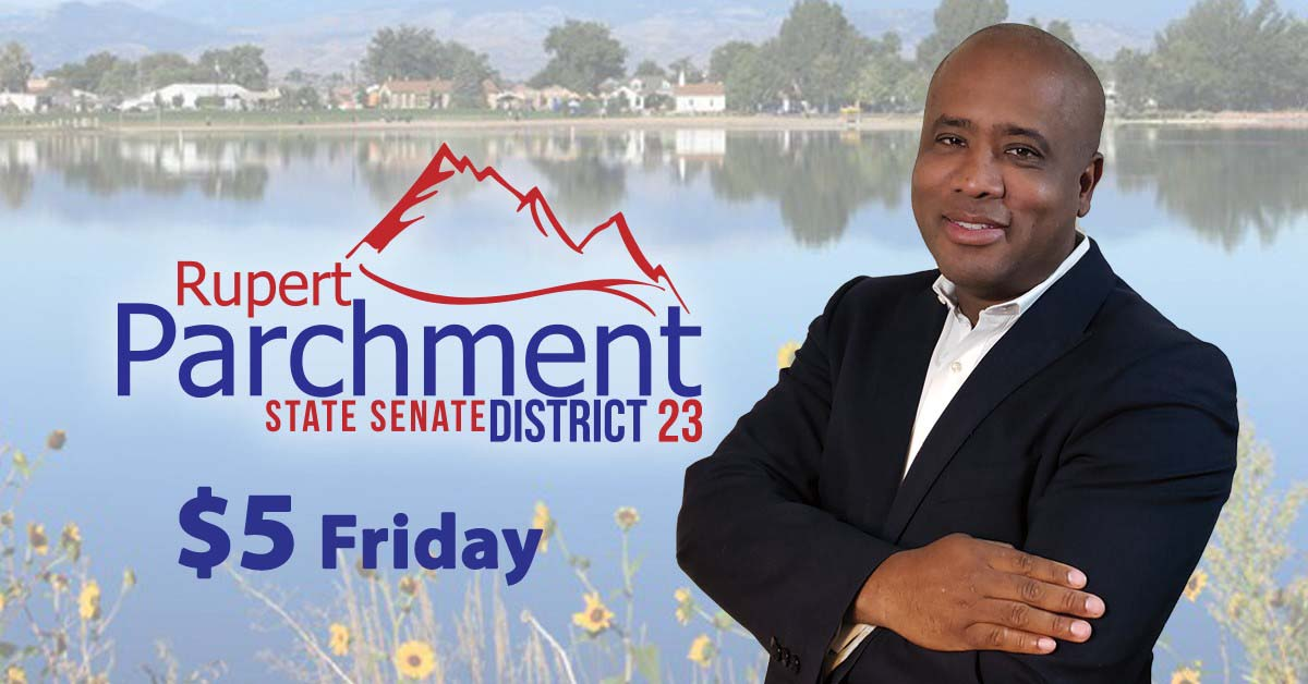 Chip in $5 - C.L. Bryant Endorsement   Committee to Elect Rupert Parchment SD23 (Powered by Donorbox) 19