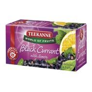 Black Currant with Lemon from Teekanne