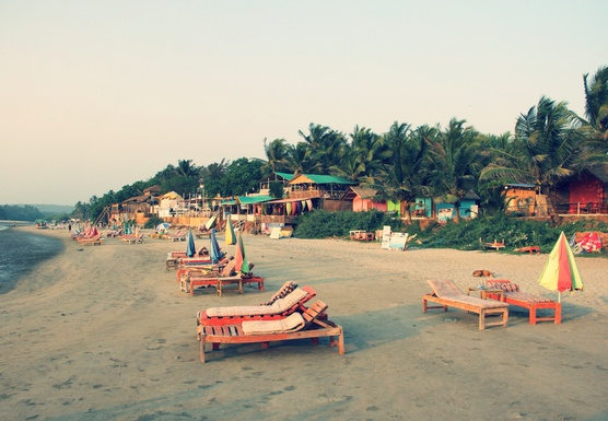 Yoga Retreat in North Goa, India