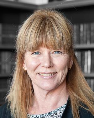 Trudy Brownie Portrait Staff Photo