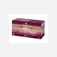 Pu-Erh tea Lemon-flavoured red tea from Twinings