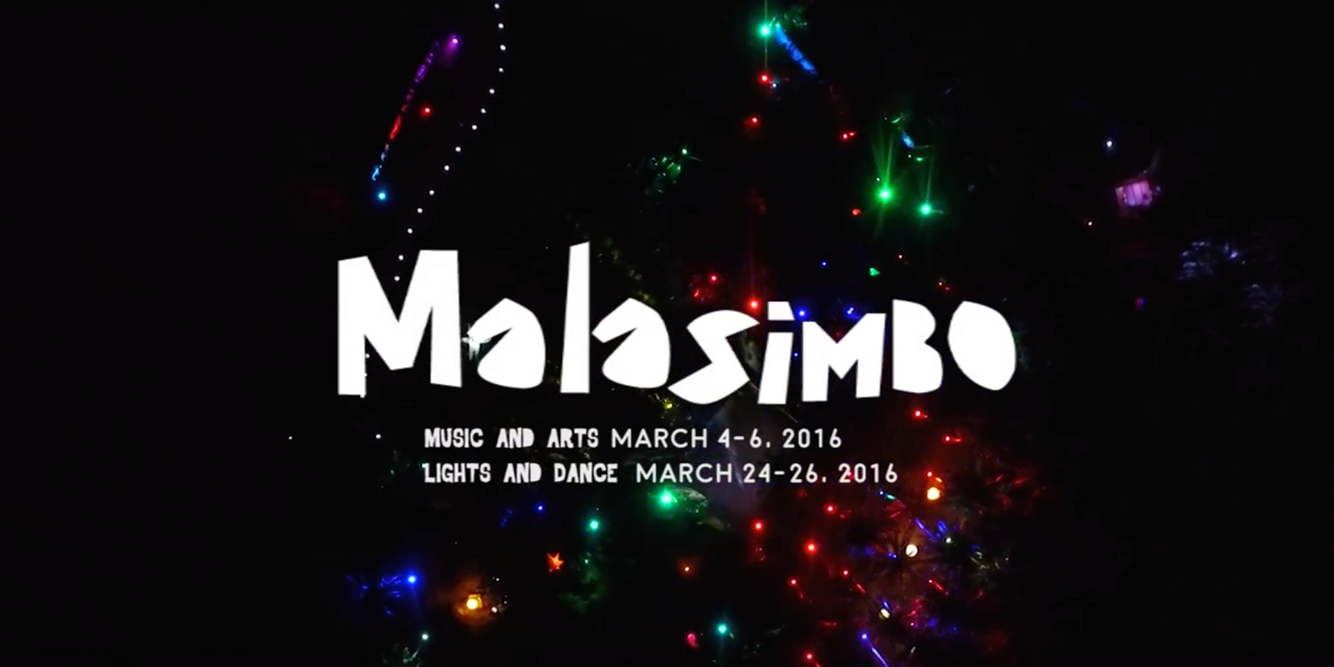 WATCH: Malasimbo Festival official video recap of the 2016 edition