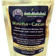 Matcha Cacao Tea from Got Matcha Premium Tea Co.