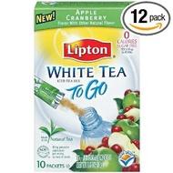 White Tea To Go: Apple Cranberry from Lipton