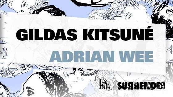 KITSUNÉ CLUB NIGHT with GILDAS (FRA) + ADRIAN WEE