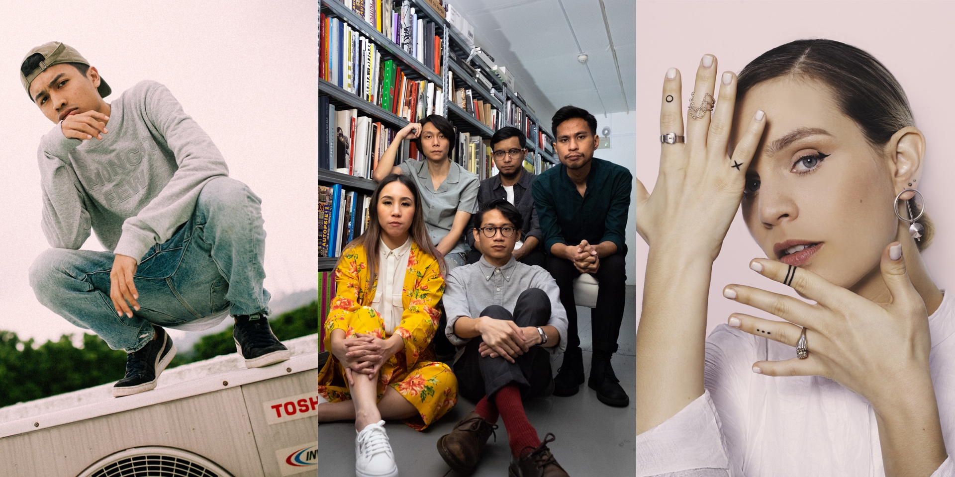 Talking to the team behind Baybeats about the surprises on 2018's lineup, festival history and more