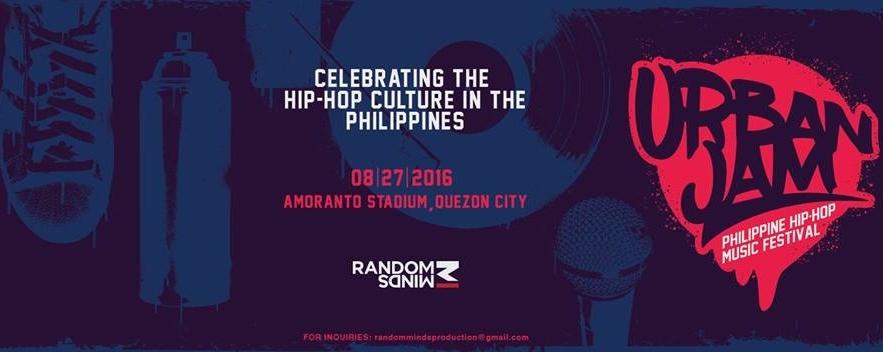 Urban Jam: Philippine Hip-Hop Music Festival
