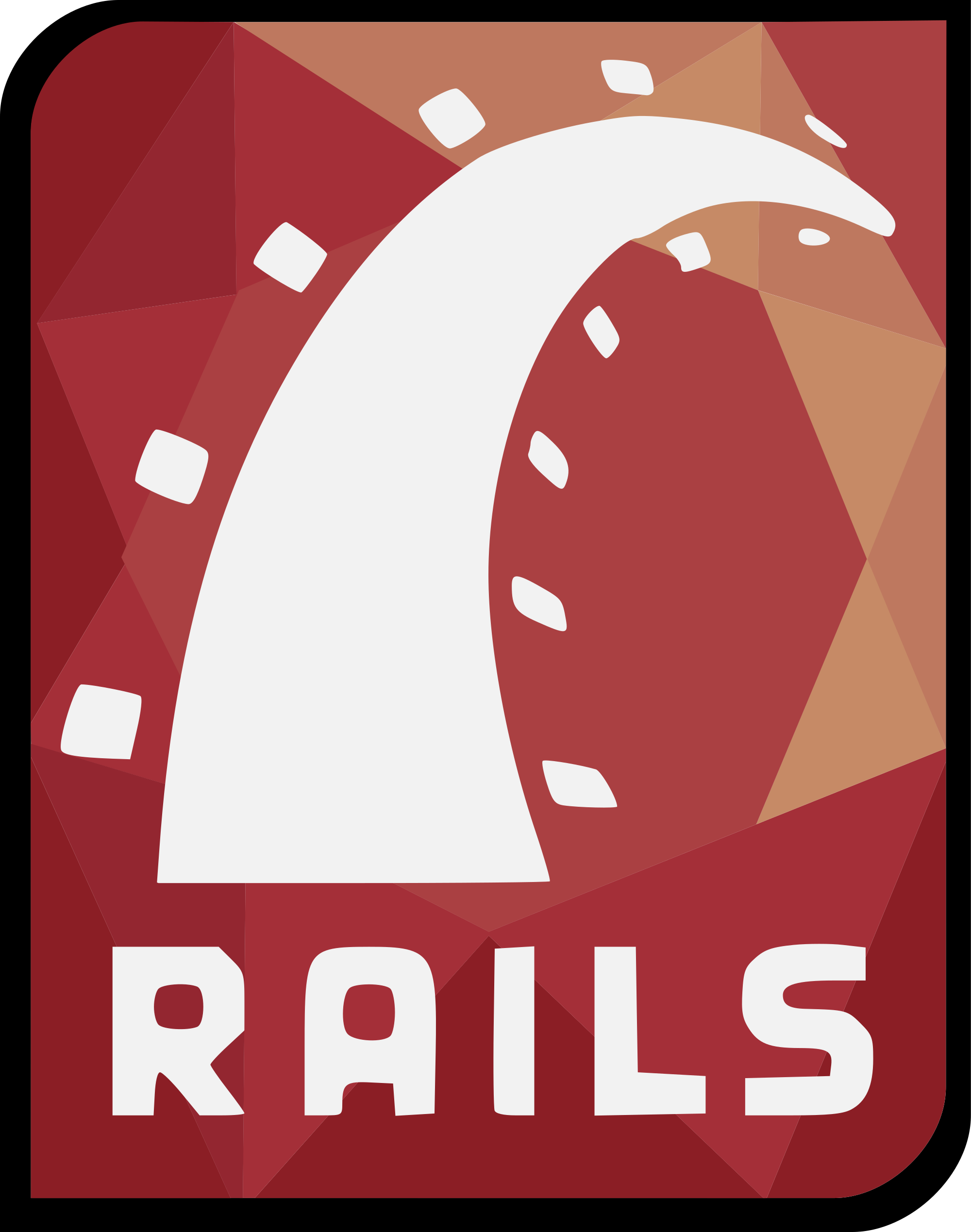 I will create a professional base to start a rails app
