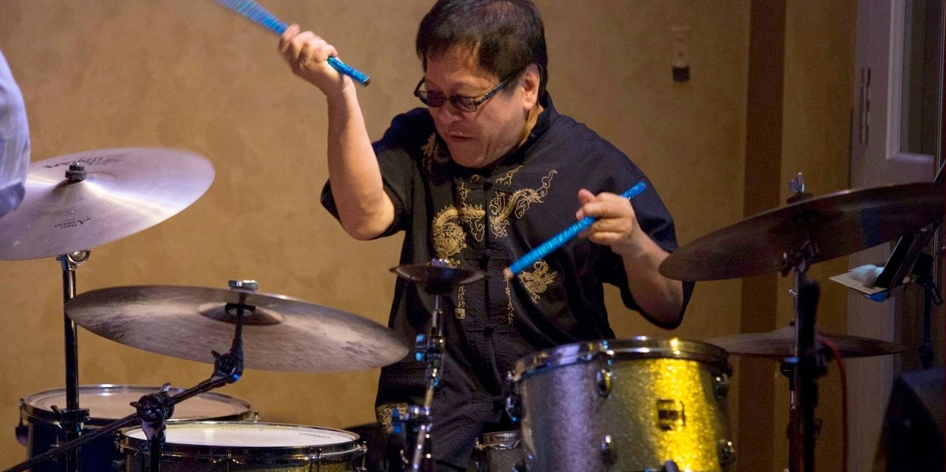 74-year-old drum legend Louis Soliano kickstarts series documenting Singapore's music giants