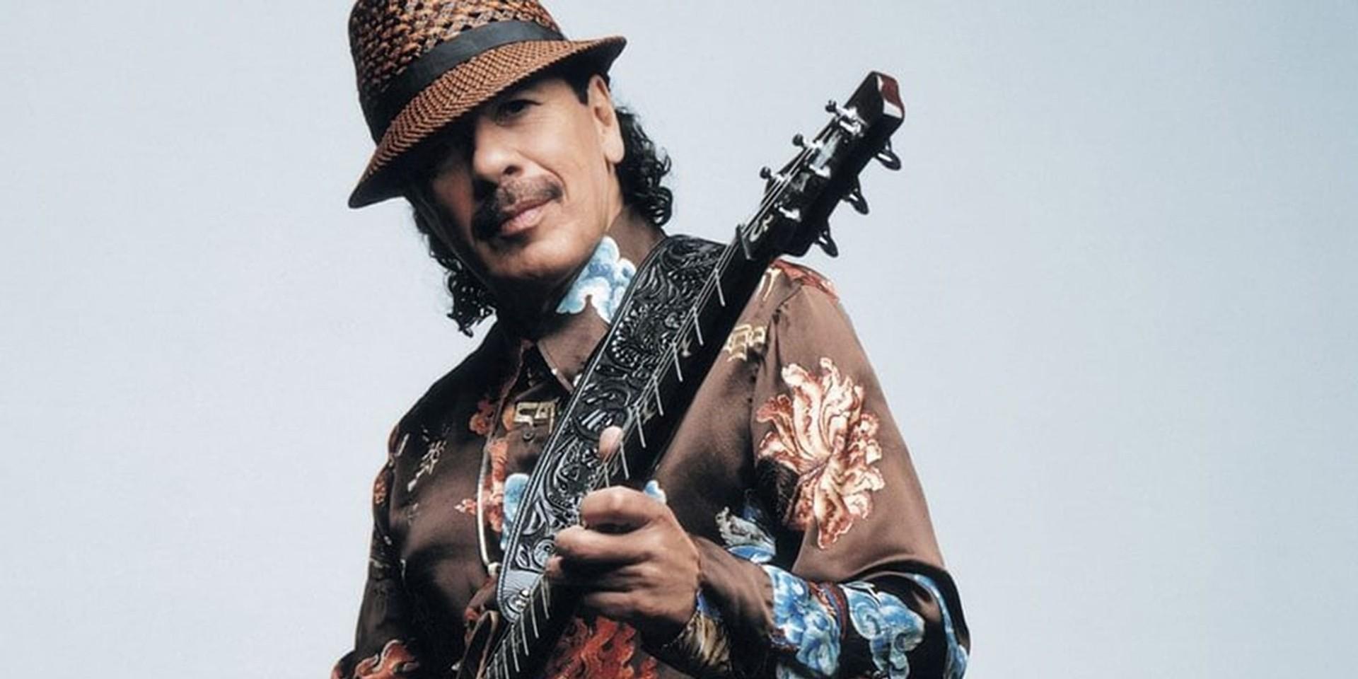 Hindsight 20/20: Latin guitar legend Santana reflects on his illustrious discography