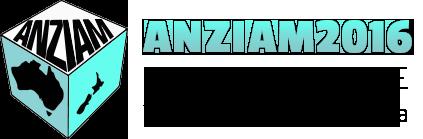 ANZIAM 2016 Canberra logo
