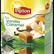 Caramel Vanilla from Lipton