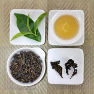 High-Mountain Charcoal Pit-Fired Oolong Tea from Taiwan Tea Crafts