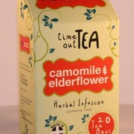 Camomile and Elderflower from Westcountry Tea Co.