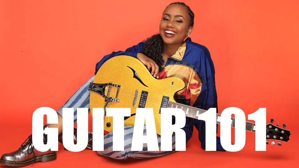 Guitar 101 Courses By Jamie Grace