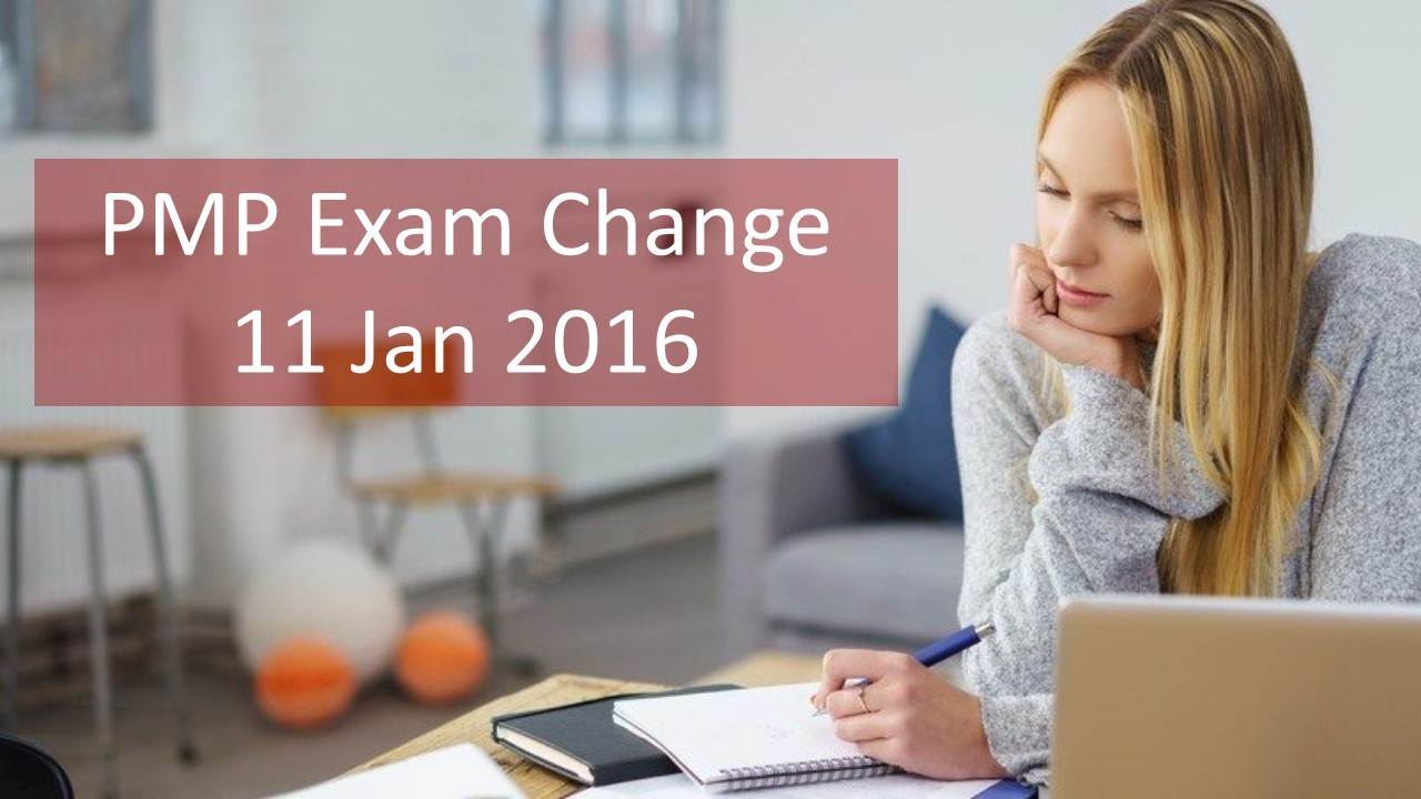 Master Of Project Feedback Of A Pmp Exam Taker After Pmp Exam Change