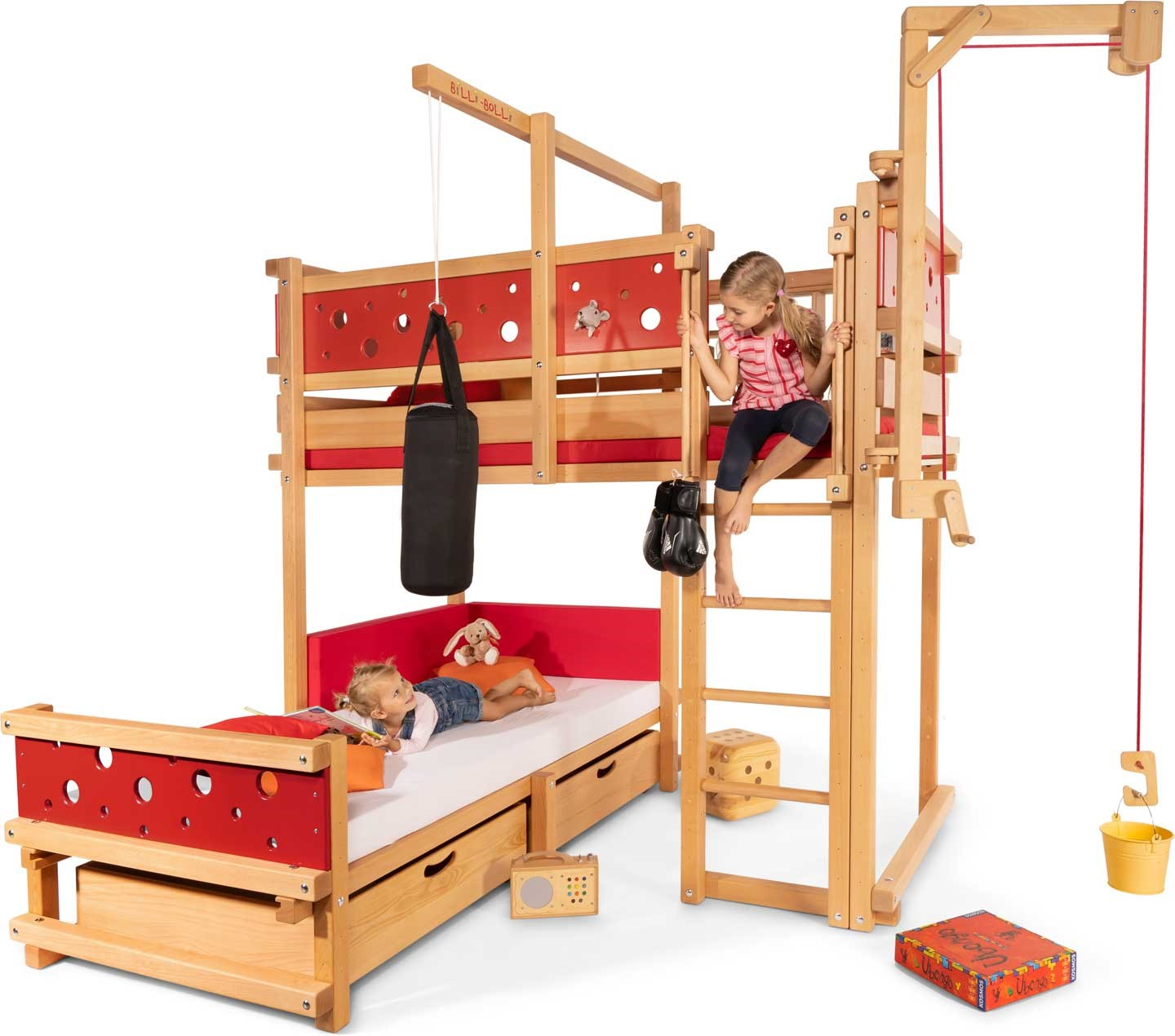 Picture of: Portable Bunk Beds Various Types Of Portable Bunk Beds For Kids