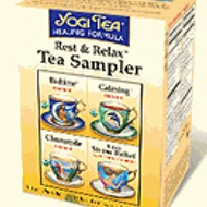 Comforting Chamomile from Yogi Tea