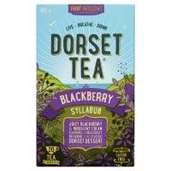 Blackberry Syllabub from Dorset Tea