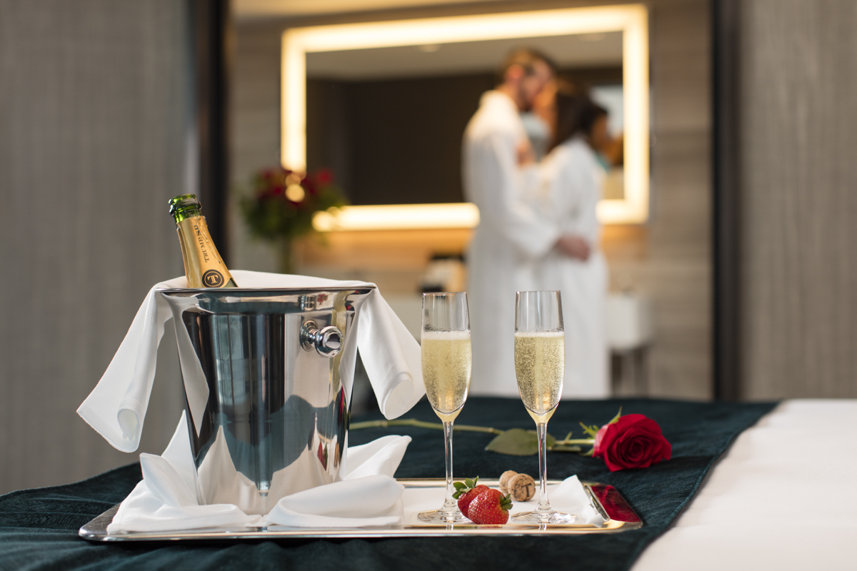 Resorts romántica