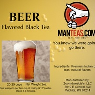 Beer Tea from Man Teas