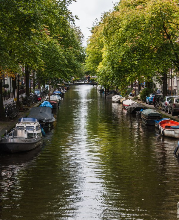 WESTERN CANALS