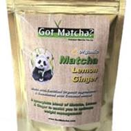 Organic Matcha Lemon-Ginger from Got Matcha Premium Tea Co.